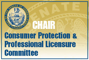 Senate Consumer Protection & Professional Licensure Committee
